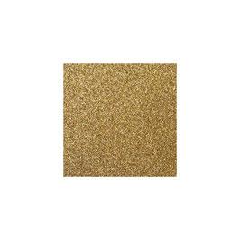 Glitterpapier, gold