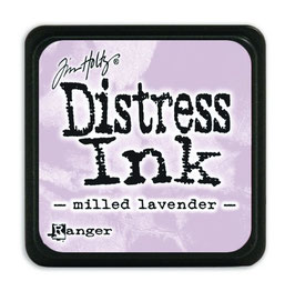 Tim Holtz Distress Mini Ink - Milled Lavender