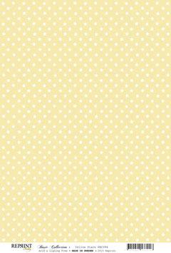Yellow Stars - Reprint