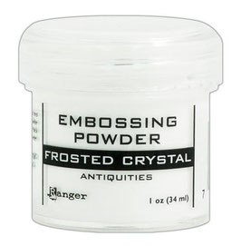 Frosted Crystal - Ranger Embossing Pulver