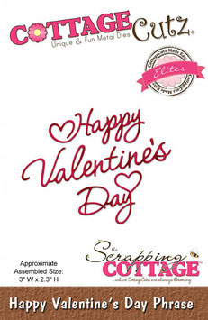 Happy Valentine's Day - Cottage Cutz