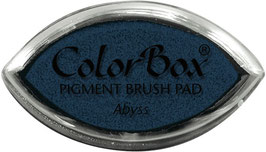 ColorBox Pigment Ink Cat's Eye, Abyss - Clearsnap