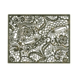 "Thinlits Die Set ""Intricate Lace"" - Sizzix"
