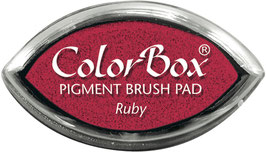 ColorBox Pigment Ink Cat's Eye, Ruby - Clearsnap