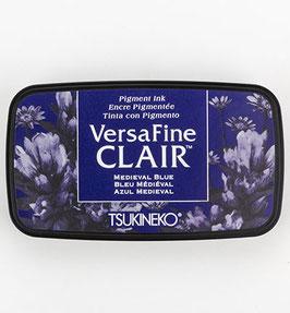 VersaFine Clair Inkpad, Medieval Blue