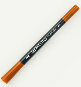 Memento Dual Tip Marker - Potter's Clay