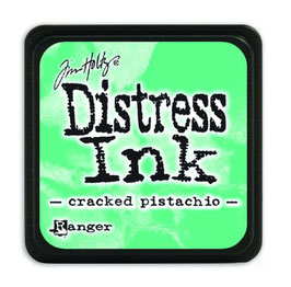 Tim Holtz Distress Mini Ink - Cracked Pistachio