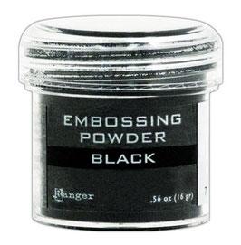 "Embossingpulver ""Black"" - Ranger"