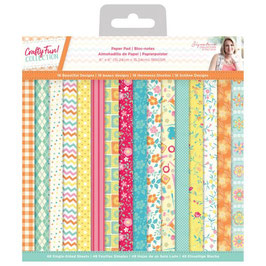 Crafty Fun 6x6 Paperpad - Crafter's Companion