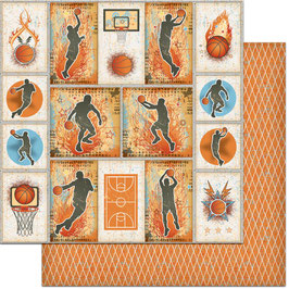 Basketball Teenagers #2 - Feature Art