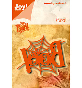 "Stanzschablone ""Boo!"" - Joy!Crafts"