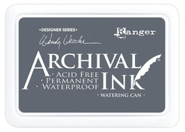 Archival Ink, Watering Can - Ranger