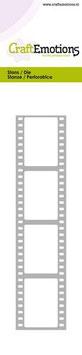 """Stanzschablone """"Filmstreifen"""" - CraftEmotions"""