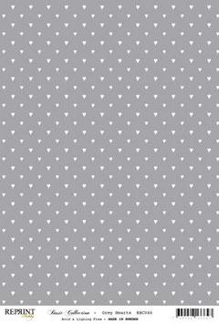 Grey Hearts - Reprint