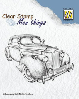Men Things, Oldtimer 2 - Nellie's Choice