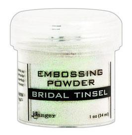 "Embossingpulver ""Bridal Tinsel"" - Ranger"