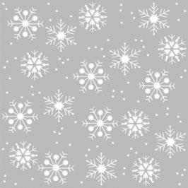 "Schablone ""Winter Farmhouse"" - Simple Stories"
