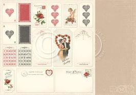 To My Valentine, Tags - Pion Design
