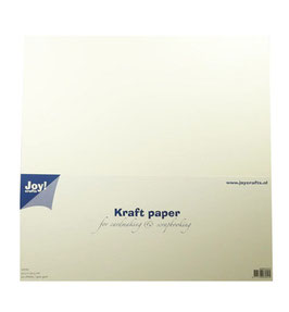 Craft Paper - weiss, 300g