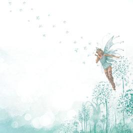 Designpapier Fairy Dust, Sparkly - Kaisercraft