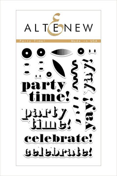 Party Time! Stamp Set - Altenew