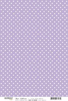 Purple Stars - Reprint