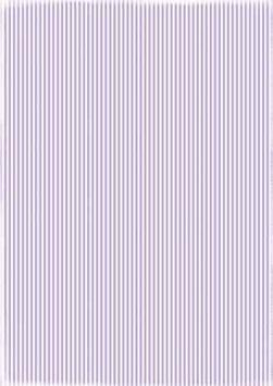 Purple Stripes - Reprint