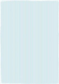 Blue Stripes - Reprint