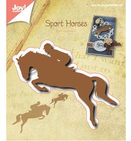 Sport Horses, Springreiter - Joy Crafts