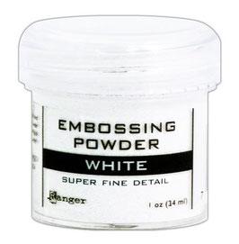"Embossingpulver ""Super Fine White"" - Ranger"