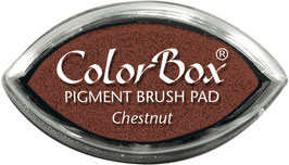 ColorBox Pigment Ink Cat's Eye, Chestnut - Clearsnap