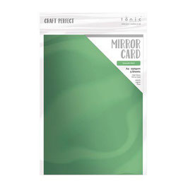 Smooth Mint Gloss Mirror Card - Tonic Studios