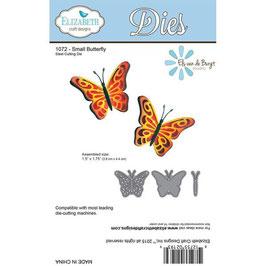 """Stanzschablone """"Small Butterfly"""" - Elizabeth Craft Designs"""