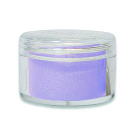 "Embossingpulver ""Lavender Dust"" - Sizzix"