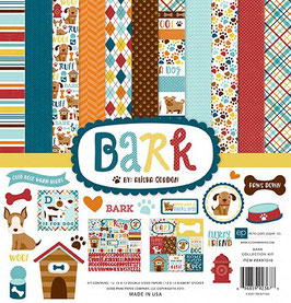 Bark 12 x 12 - Echo Park
