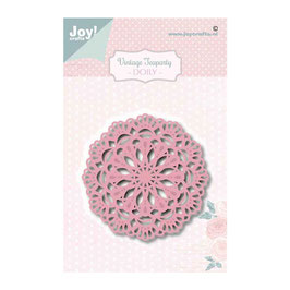"Stanzschablone ""Tea Party Doily"" - Joy Crafts"