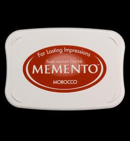Memento Inkpad - Morocco