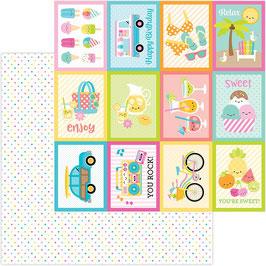 Sweet Summer, Summer Sprinkles - Doodlebug