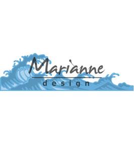 "Creatable ""Waves"" - Marianne Design"
