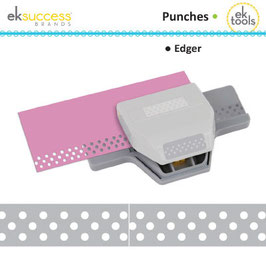EK tools - Large Edger - Polka Dots