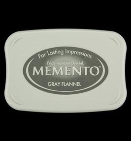 Memento Inkpad - Gray Flannel