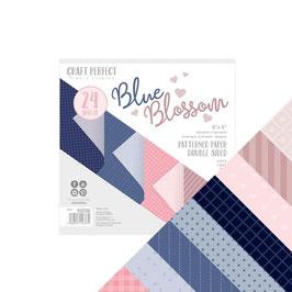 Blue Blossom 6x6 Paperpad - Tonic Studios