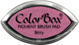 ColorBox Pigment Ink Cat's Eye, Berry - Clearsnap