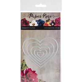 Nesting Heart, Stanze - Paper Rose
