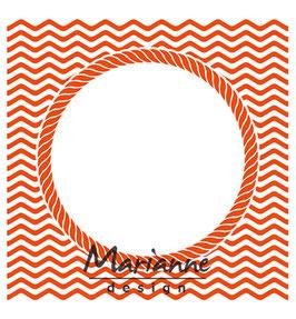 """Prägeschablone """"Ocean View"""" - Marianne Design"""