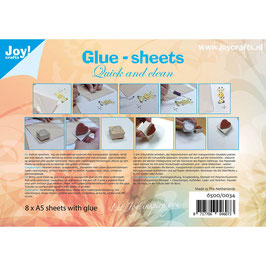 Glue Sheets - Joy!Crafts