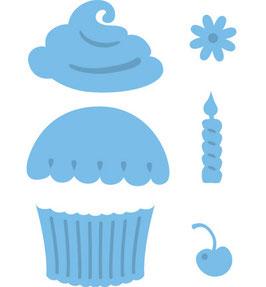 Creatables Cupcake - Marianne Design