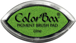 ColorBox Pigment Ink Cat's Eye, Lime- Clearsnap