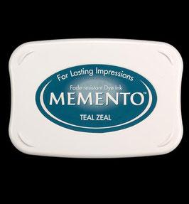 Memento Inkpad - Teal Zeal