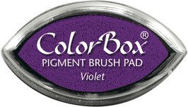 ColorBox Pigment Ink Cat's Eye, Violet - Clearsnap